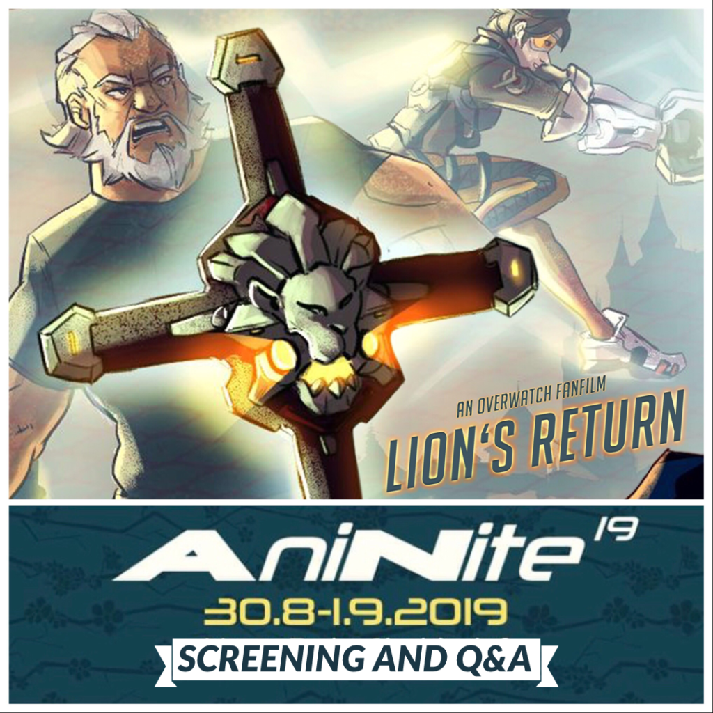 AniNite 2019 - Lion's Return Screening and Question and Answer with Think Big Studios