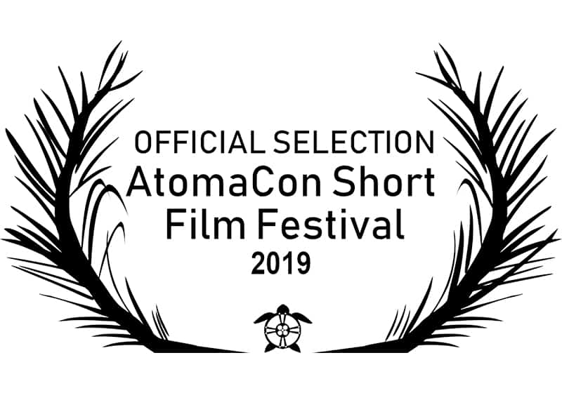 Screening at the AtomaCon Short Film Festival 2019 of Lion's Return an Overwatch Fan Film by Think Big Studios